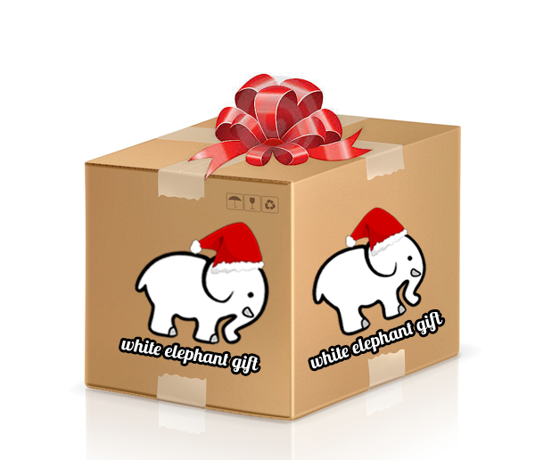 Mystery Box – White Elephant Gift Edition – $10 by Jammin Butter