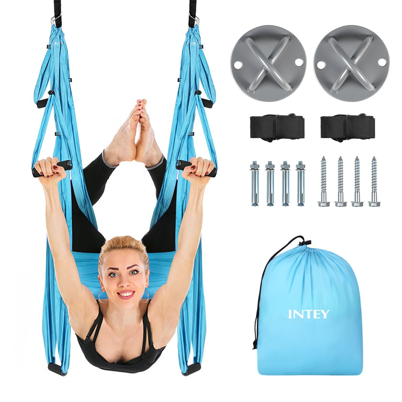 $34.99 (reg $100) Aerial Yoga.