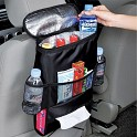 Backseat Car Organizer Best for Organizing Vehicle Clutter, Storing Kids Toys & Family Essentials