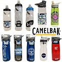 6 Pack of Camelbak Water Bottles (Assorted Styles and Patterns)