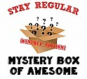 Incredibly Popular Monthly Mystery Box of Awesome