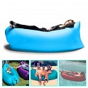 Self Inflating Inflatable Lounger