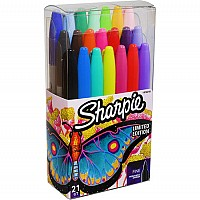 Deals on 21 Pack Sharpie Fine Point Ultra fine Permanent Markers