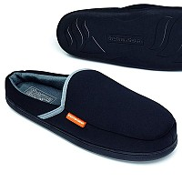 ThermaGear Unisex Black 8 Hour Heated Slippers
