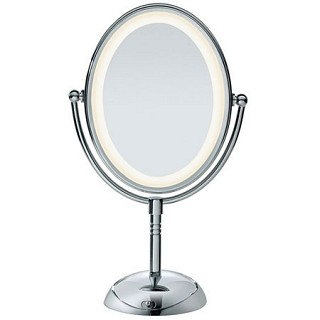 Conair Double Sided Oval Illuminated Mirror 13 Deals