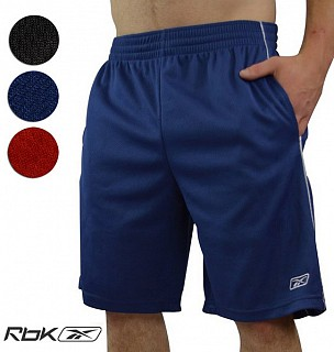 Reebok Mens Performance Shorts 4-Pack