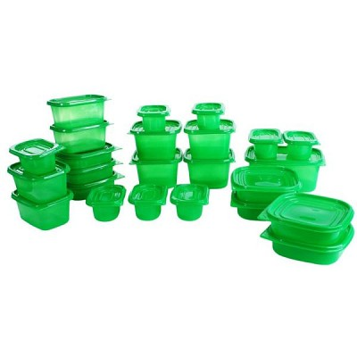 INSANE DEAL - LOAD UP - 50 Piece Always Fresh Air Loc Food Containers - Naturally extend the life of your food and GREAT for storing food for all the upcoming holidays! - Order 3 + for $8.99 each, just 18 cents per piece! - SHIPS FREE!Yes, we realize our prices seem too good to be true, but they are! We've been at this for over 10 years and our deals just keep getting better and better!