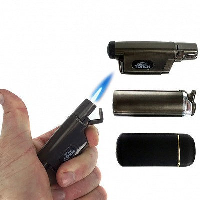 3 Pack of Refillable Torch Lighters - Three for $7 or 6 for $12! SHIPS FREE