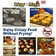 SEE THE VIDEO - Crispy Magic - Get Crispy Food Without Frying! Hand\'s down one of the best products we have ever tested! - ONE FOR $10 or Two for $15! - SHIPS FREE!