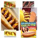 As Seen On TV Curl-A-Dog Spiral Hot Dog Slicer For Gourmet Tasting Hot Dogs - SHIPS FREE!