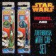 Star Wars Rebel and Empire Toothbrush w/ Cap Set - One Set for $5 or TWO Sets for $8! SHIPS FREE!